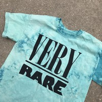 Very Rare Blue Bleached Tee