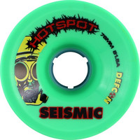 Seismic Hot Spot 76Mm 81.5A Mint Defcon Longboard Wheels