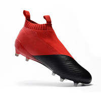 Top Quality Soccer Boots Brand FG Football Boots Outdoor Football Sneakers Brand Sport Shoes Super Cleats Soccer Shoes