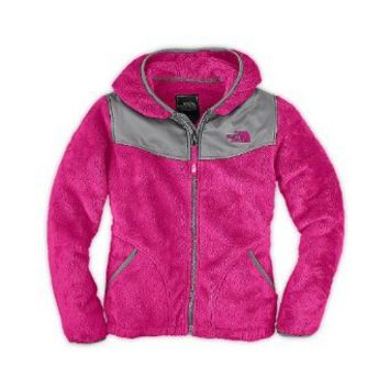 The North Face Girls OSO Hoodie Fleece Jacket