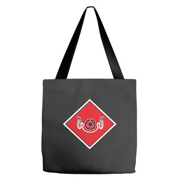 TWO SNAKES Tote Bags