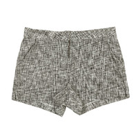 Scratch Checkered Chic Shorts