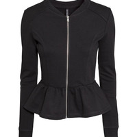 Peplum Jacket - from H&M