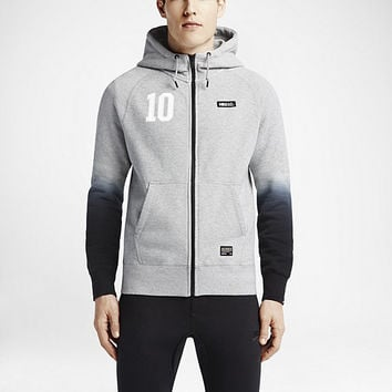 The Nike F.C. AW77 Full-Zip Men's Hoodie.