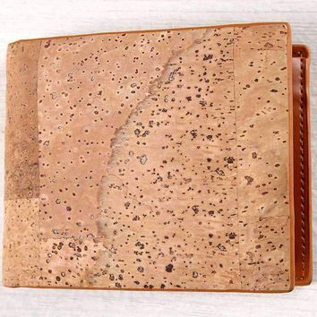 Cork Wallet By Mad Men