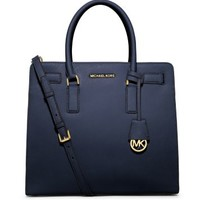 Dillon Large Saffiano Leather Tote | Michael Kors