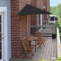 5-pc Patio Furniture Set - No Assembly Needed
