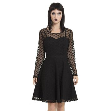 Heartcore A-Line Dress