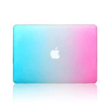"""Smart Tech ® Hot pink Case Hard Snap on Case Cover for 13.3"""" Inch Macbook Pro (Fit for Model: No. A1278/with or Without Thunderbolt,3 Years Warranty) (hot pink)"""