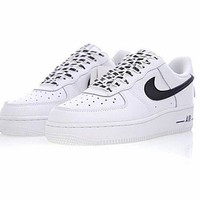 "LMFNO NBA x Nike Air Force 1 AF1 ""NBA White&Black�23511-405"