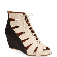 Women's Gentle Souls 'Maeko' Wedge Sandal,