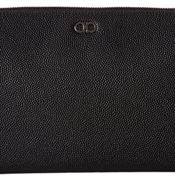 Salvatore Ferragamo Mens Ten-Forty One Document Holder - 6600079