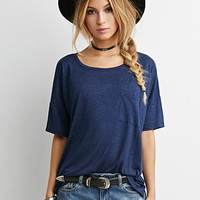 Drapey Pocket Tee