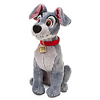 Tramp Plush - Lady and the Tramp - Medium - 16''