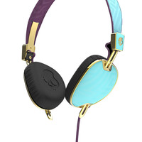 Robin Egg Knockout Headphones
