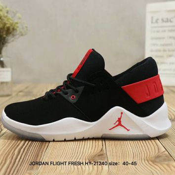 NIKE Air JORDAN FLIGHT FRESH Jordan Training Basketball Shoes F-A36H-MY NO.4