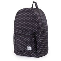Herschel Supply Co.: Settlement Backpack - Polka Dot Small
