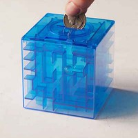 Maze Coin Bank - Urban Outfitters