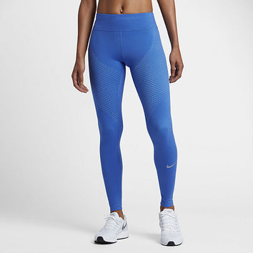 The Nike Zonal Strength Women's Running Tights.