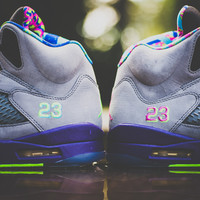 "Air Jordan V Retro - ""Bel Air"" - Sneaker Politics"