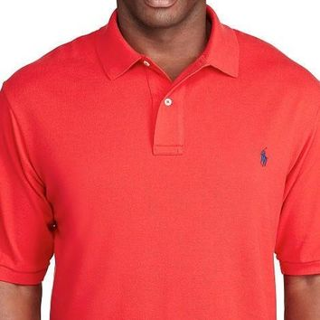 Ralph Lauren Classic Polo Mesh Shirt - Beauty Ticks