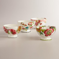Nomad Flower Bowls, Set of 4 - World Market