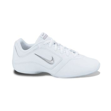 cheerleading hair styles nike white sideline ii insert cheer shoes from kohl s 6318