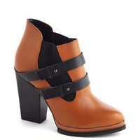 Kelsi Dagger Ivey Leather Ankle Boots