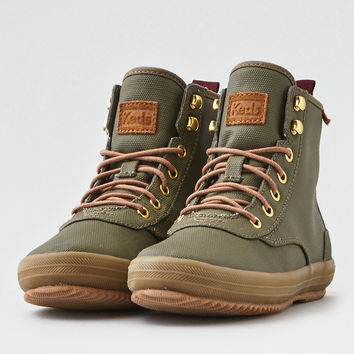 Keds Scout Boot, Olive