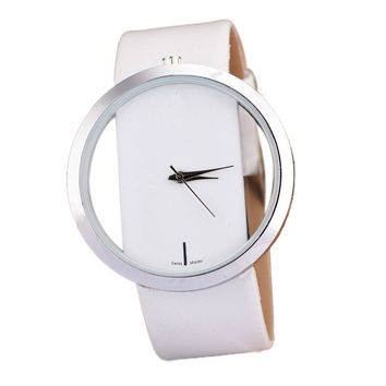 Iconic luxury watch (White)