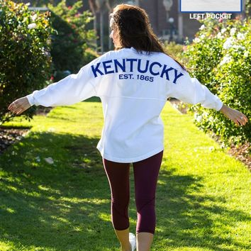 University of Kentucky® Est. 1865 - Classic Spirit Jersey®