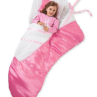 ballet shoe sleeping bag