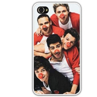 One Direction iPhone 4/4s/5 & iPod 4/5 Case