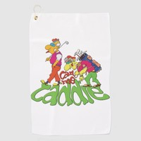 Golf Game Assistant Golf Towel