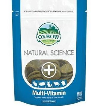 Oxbow Natural Science Multi-Vitamin Small Pet Supplement 4.2oz