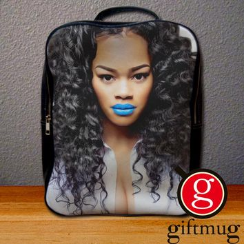 Teyana Taylor Backpack for Student