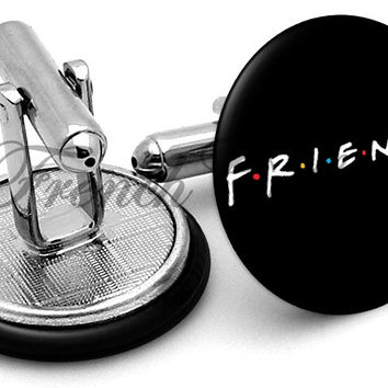 Friends Logo Cufflinks