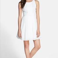 Junior Women's Soprano Pleated Skater Dress