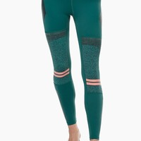 Frankie Leggings - Deep Green