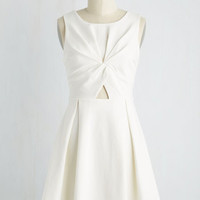 Fold in High Regard Dress | Mod Retro Vintage Dresses | ModCloth.com
