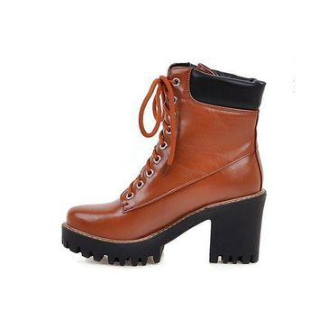 ca PEAPTM4 Hot Deal On Sale Shoes Winter Dr. Martens Flat Round-toe Waterproof Boots [11144747015]