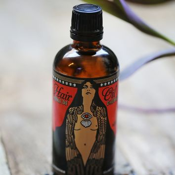 Free People Lavender + Clary Sage Hair Oil