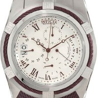 Invicta Bolt Chronograph Stainless Steel Brown PVD Mens Watch 12673