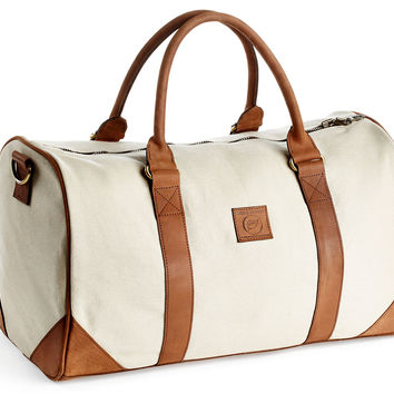 Vanguard Duffel Bag, Stone/Tan, Duffels