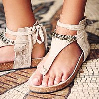 Womens Collins Footbed