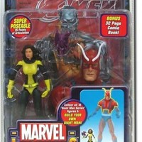 Marvel Legends Giant Man Series - Kitty Pryde Figure (Wal-Mart Exclusive)
