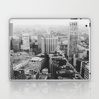 33rd Floor - Detroit, MI Laptop & iPad Skin by Michelle & Chris Gerard