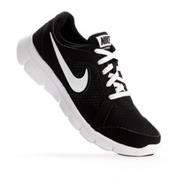 Nike Black Flex Experience Running Shoes - Grade School Boys