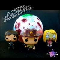 "Big Dippers"" The Walking Dead surprise bath bomb"