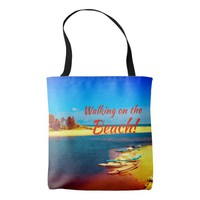 Cool Beach scenic beauty, blue water and sea shore Tote Bag